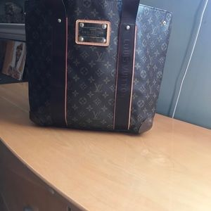 Custom Louis Vuitton bag